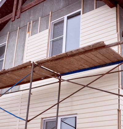 Residential Siding Installation